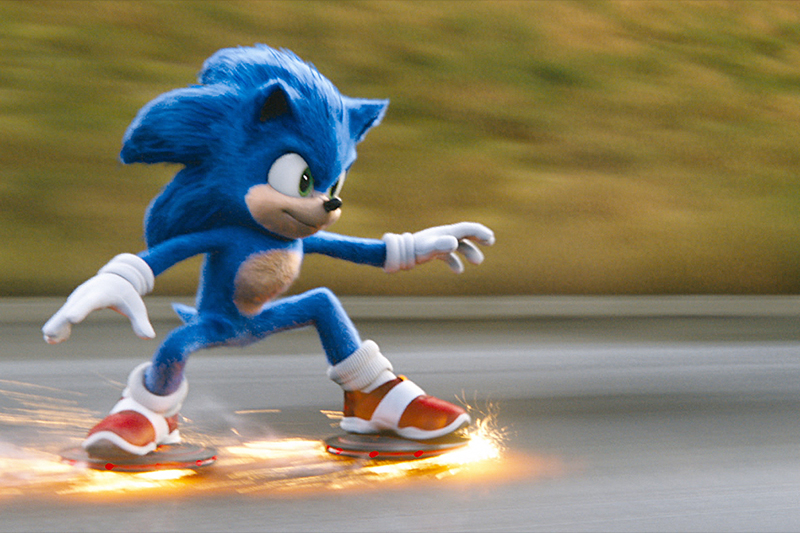(C)2020 PARAMOUNT PICTURES AND SEGA OF AMERICA, INC. ALL RIGHTS RESERVED.