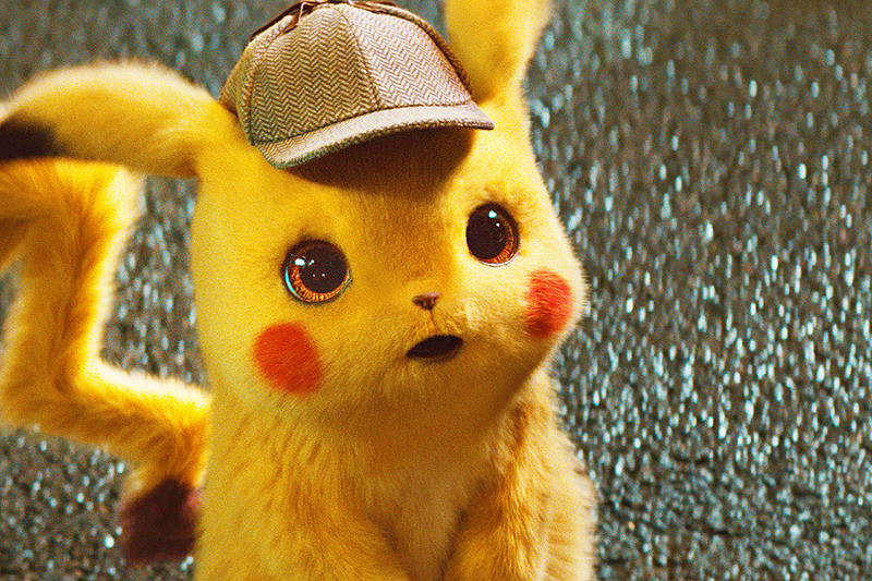 (C)2018 Legendary and Warner Bros. Entertainment, Inc. All Rights Reserved.(C)2018 Pokemon